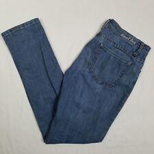 Cest Toi Jeans Skinny Jean Low Rise Size 5 W30 L29 Light distress