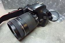CANON EOS 1100D + obj 18-135mm dans sac