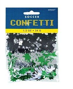 Soccer Confetti (1 Pack) 1.2oz.