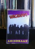 Wigwam - Adisokaan Cassette RARE OOP Finnish Prog Rock 1994 Sunshine SSCT4223