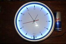 Vintage Lite F/X Neon Quart Movement Night Light Wall/Desktop Clock Model# 60011