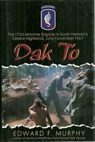 Dak to: The 173d Airborne Brigade in South Vietnam's Central Highlands, June-…