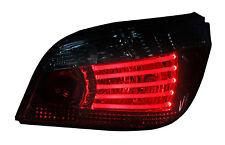 LED Rückleuchten Heckleuchten Set mit lightstripes für BMW E60 in rot/klar