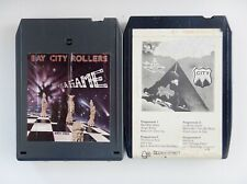 Bay City Rollers (2) 8 Track Tapes (Pop/Rock)