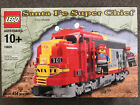 Lego 10020 Santa Fe Super Chief Train. Slight Shelf Wear
