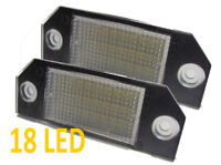 18 Smd LED Rear Number / Licence Plate Units For Ford Focus Mk2 04-08 C-Max 03+