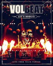 VOLBEAT - LET'S BOOGIE! LIVE FROM TELIA PARKEN (2CD+DVD)  2 CD+DVD NEU