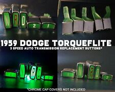 1959 Dodge MoPar 3 Speed TorqueFlite Auto Transmission NORS Push Buttons