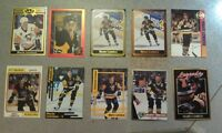 Mario Lemieux SUPER MARIO Pitt. Penguins NHL RARE ODDBALL CARDS YOU PICK