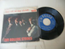 """THE ROLLING STONES""""GET OFF OF MY CLOUD- disco 45 giri DECCA Italy 1966"""""""