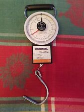 """TRAVELON Stop and Lock Luggage Scale and Measuring Tape 75lbs 39"""""""