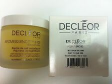 Decleor Aromessence Night Balm Iris Rejuvenating 100ml Prof Salon Anti-ageing