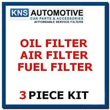 CITROEN NEMO 1.3 HDi Diesel 10-15 Oil,Fuel &,Air Filter Service Kit f26