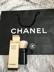 £40 NEW Chanel Makeup Brush Retractable Chanel Kabuki Brush With BOX GIFT BAG