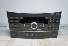 10~11 GENUINE OEM Mercedes A2129068300 E350 E550 E63 Navigation Comand 6 CD DVD