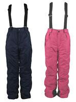 Mädchen Kinder Skihose Wintersport Sporthose Schneehose Hose