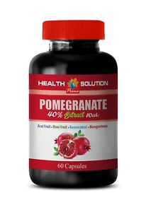 weight loss supplement - Pomegranate 40% Extract - powerful antioxidant 1B