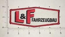 L & F Fahrzeugbau Patch - Germany - Metal Construction Company