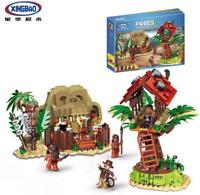 Xingbao Spielzeug Modell Überlebe Dschungel Baukästen Bausteine Militär Toys DIY