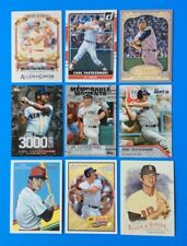 Lot of 9 Diff . 2017 & older TOPPS . CARL YASTRAZEMSKI . LEGEND . RED SOX . E