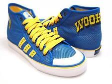 ADIDAS STAR WARS NIZZA HI Wookiees sz UK 9.5/US 10 Chewbacca  Blue/Yellow