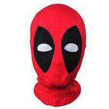 Expédié de Pris - Cagoule Masque Rouge Deadpool Anti Héros Film Comics Marvel
