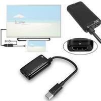 Typ C zu HDMI Kabelkonverter USB-C Adapter USB3.1 für Telefon Android H0Z8