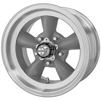 "American Racing VN105 Torq Thrust D 15x7 5x4.5"" -6mm Gunmetal Wheel Rim 15"" Inch"