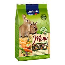 VITAKRAFT Premium Menu Vital Pour Lapins Nains - 3kg - Nourriture Alimentation