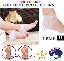 Gel Heel Moisturizing Socks Sleeve Cracked Heel Ankle Pain Cushion Foot Skin