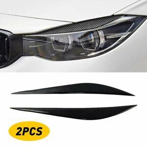 2X Car Light Bumper Corner Guard Cover Anti Scratch Protect Sticker Accessories