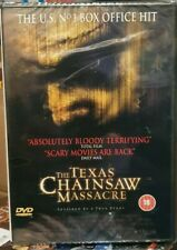 The Texas Chainsaw Massacre (DVD) NEW & Sealed 2 Disc Edition 18 cert