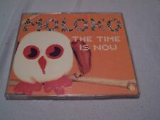 The time is now by Moloko CD Single 2000 Pop R&B Echo