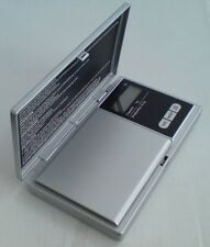 DIGITAL POCKET SCALES 0.1 TO 600 GRAM, OUNCES, GRAMS, TROY OUNCE, & DWT SCALE