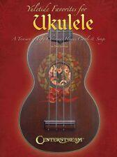Xmas Favorites For Ukulele Learn to Play Christmas Songs Carols UKE Music Book