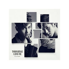 K-pop TVXQ - Catch Me If You Wanna [Single] [CD Ver.] (TVXQ01LCT)