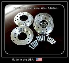 RZR Polaris Razor Wheel Adapter Set (Ford and GM Car street wheel bolt pattern)