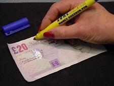 Rilevatore banconote false PENNE-Penna di autenticazione delle banconote (pacco da 10)