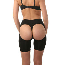 Seamless Butt Lift Booster Booty Lifter Boy-Short Body Shaper Enhancer Elegant