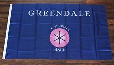 Greendale Banner Flag Community College E Pluribus Anus Humor TV Show Television