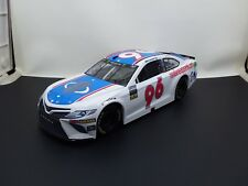 Rare 2018 Jeffrey Earnhardt #96 NineLine 1/24 Darlington Throwback Diecast