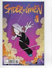 Spider-Gwen #1 annual Marvel lim Variant key comic auction pj222