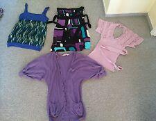 Kleiderpaket Set XS 34 36 Zara H&M Strickjacken Pullover Skinny Top