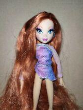 Winx Club Mattel Glam Magic Enchantix Bloom Puppe Doll