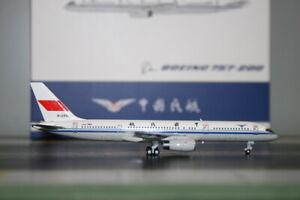 NG Models 1:400 CAAC Boeing 757-200 B-2801 (53013) Die-Cast Model Plane