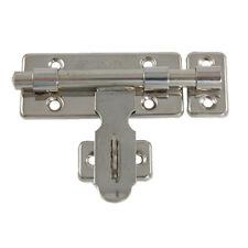 Hardware Door Lock Barrel Bolt Latch Padlock Clasp Set D3S2 O2Q4
