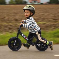 12'' Kids Balance Bike Walking Running Training Adjustable No Pedals Toy Gift UK