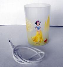 RARE Disney Snow White LED Lamp Candles USB connection DISNEY MINT Netherlands