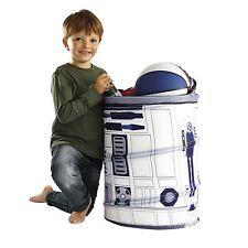 LA GUERRE DES ETOILES R2-D2 POP UP stockage Neuf poubelle boite à jouet enfants