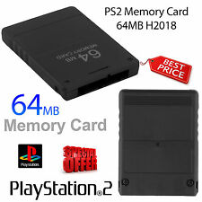 64 MB di scheda di memoria per PS2 HIGH SPEED versione Portatile UK